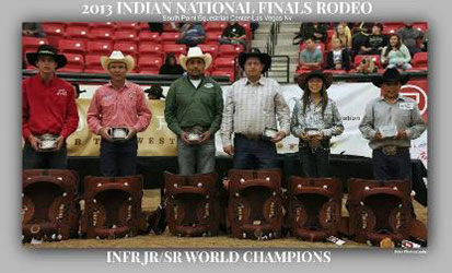 2013 INFR JR/SR World Champions